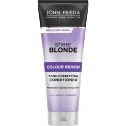 John Frieda Sheer Blonde Odżywka przeciw żółknięciu włosów