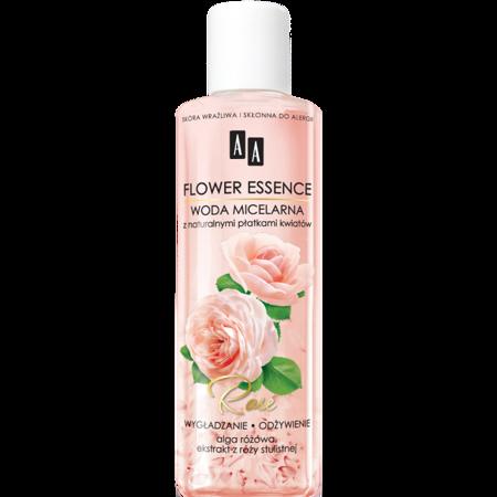 AA FLOWER ESSENCE Woda micelarna ROSE 200 ml