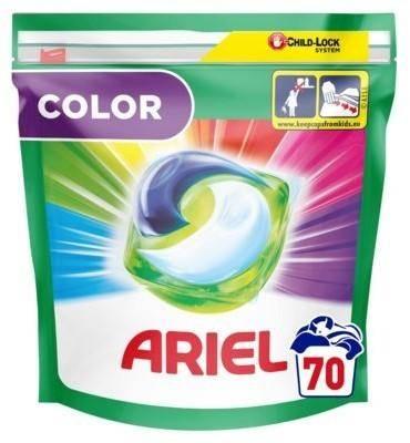 Ariel Kapsułki do prania COLOR 70 szt.