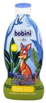 Bobini Kids Płyn do kąpieli kangur 330ml