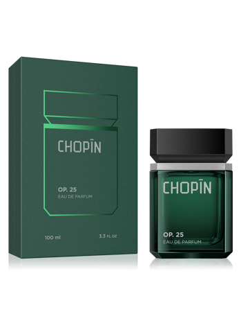 CHOPIN Woda perfumowana OP. 25 100ml