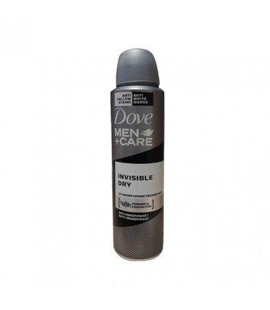 Dove Deospray Men+Care Invisible Dry 150 ml