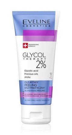 Eveline Glycol Therapy 2% Peeling enzymatyczny 100ml