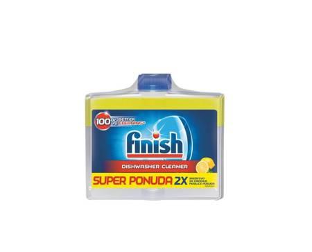 Finish Płyn do czyszczenia zmywarki CYTRYNA 2x250ml