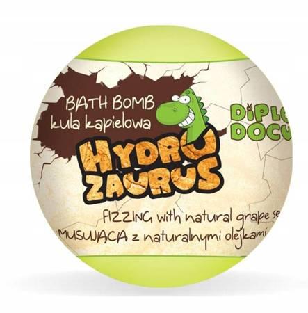 Hydrozaury musujące kule do kąpieli dzieci DIPLODOCUS