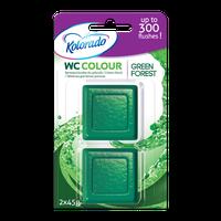 Kolorado Kostka WC Colour  Zielony Las A2