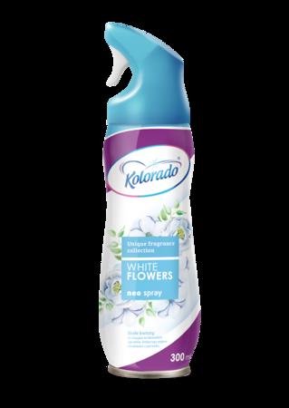 Kolorado Neo Spray Odświeżacz 300ml White Flowers
