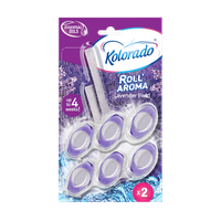 Kolorado Roll Aroma Duopack Kostka WC Lawenda