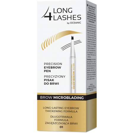 LONG4LASHES BROW MICROBLADING Pisak do do brwi 01