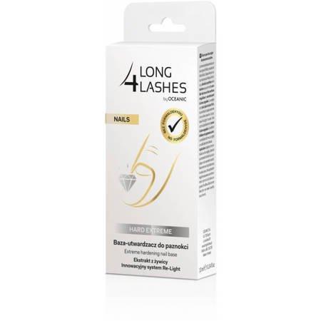 LONG4LASHES Nails Baza-utwardzacz do paznokci 10ml