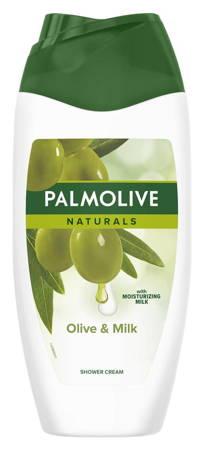 Palmolive żel pod prysznic Mleko i ekstrakty z oliwek i aloesu 250 ml