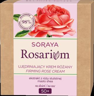 Soraya Rosarium Ujędrniający krem różany 50+
