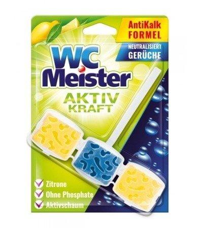 WC Meister Zawieszka zapachowa do WC zapach cytryny