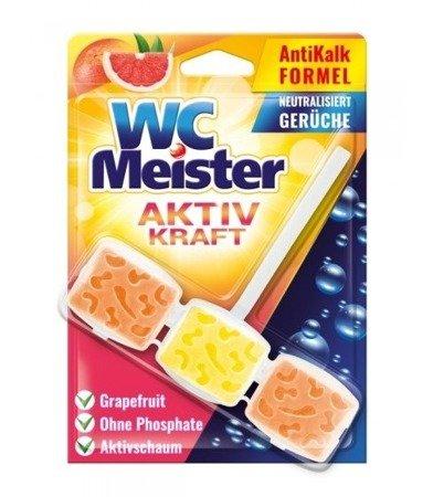 WC Meister Zawieszka zapachowa do WC zapach grejpfruta