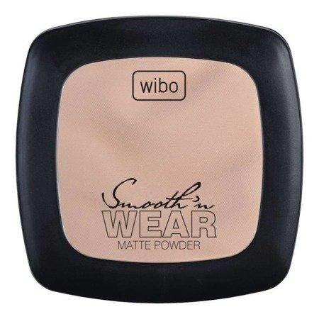 Wibo Puder matujący SMOOTH & WEAR nr1
